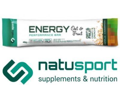 Energy performance bar apple cinnamon 46gram