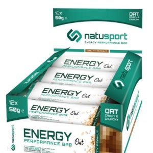 NS032 Natusport Energie performance bar oat salty peanut