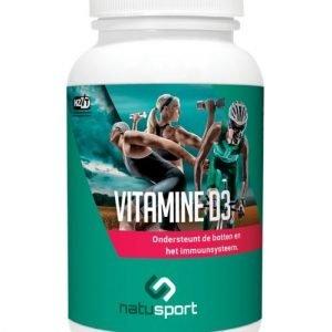 Natusport NS-012 Vitamine D3 120 capsules