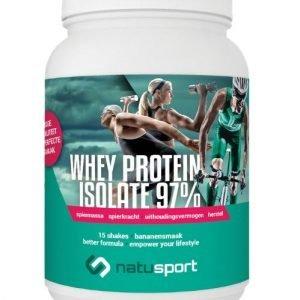 Natusport Whey Protein Isolate 97%