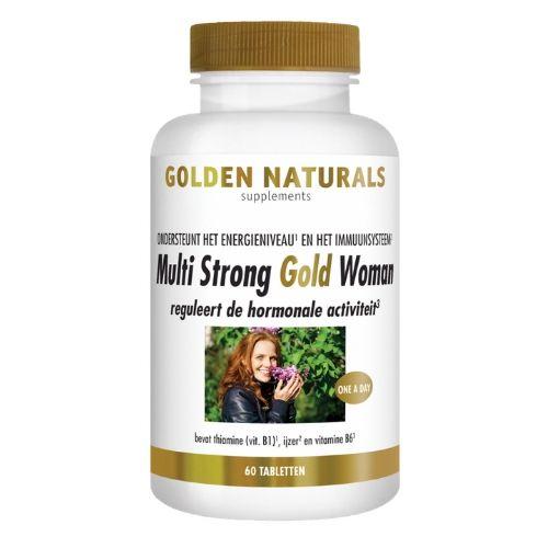 Golden Naturels GN492 Multi Strong Gold Women