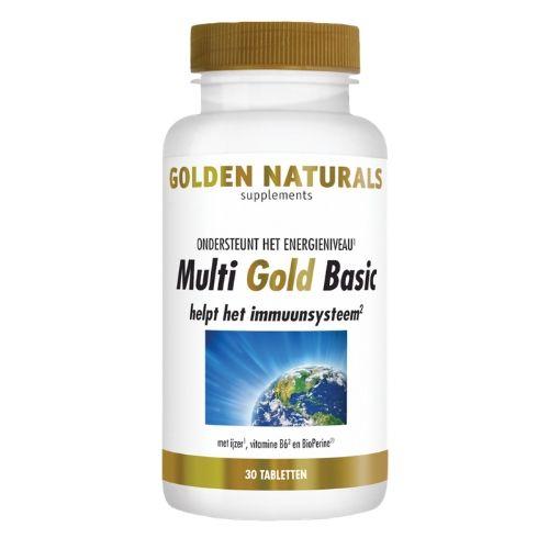 Golden Naturels GN493 Multi Gold Basic