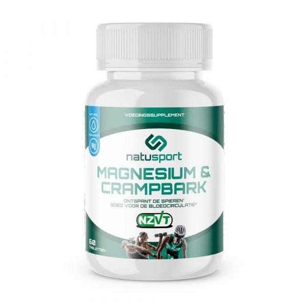 Magnesium en Crampbark capsules