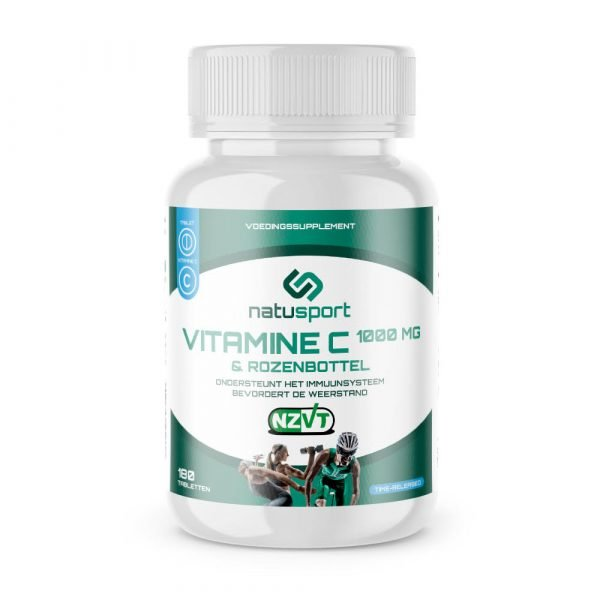 Natusport Vitamine C & Rozenbottel